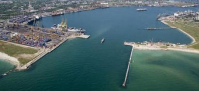 Port of Odessa Sea port near Odessa was given into hands of American businessmen