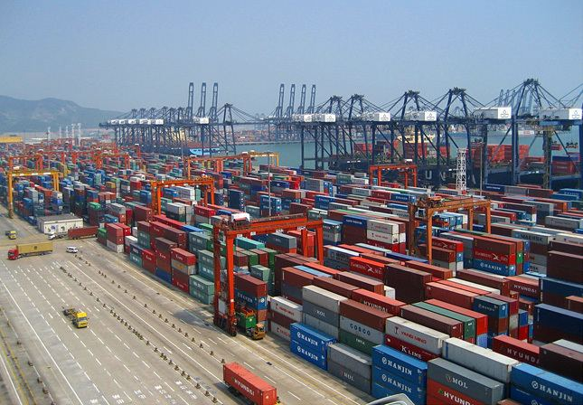 Port of Shenzhen Cleaning up China39s Ports Shenzhen Explores Fuel Switching and