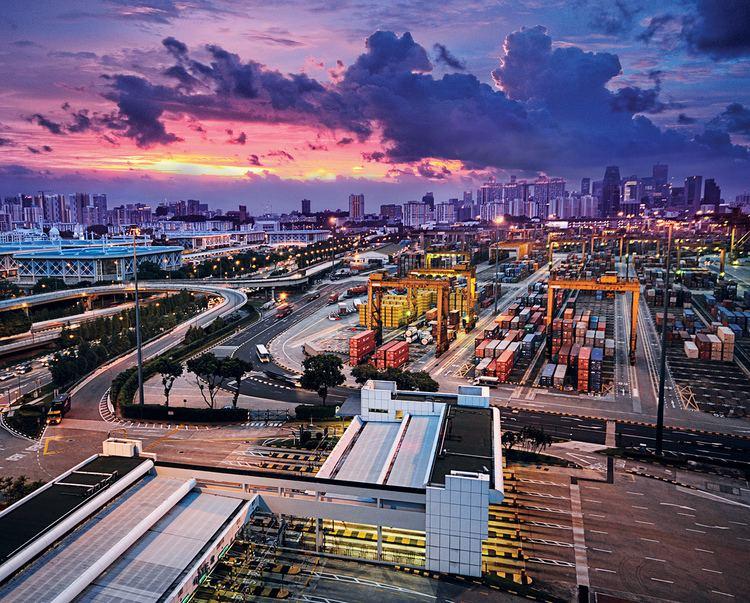 Port of Singapore httpssmediacacheak0pinimgcomoriginals03