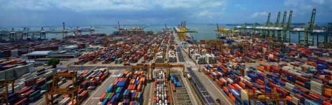 Port of Singapore Port of Singapore