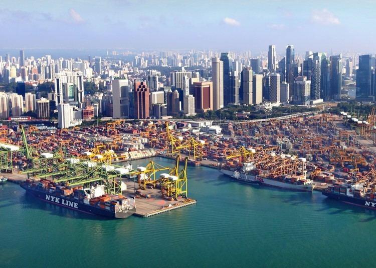 Port of Singapore Port Strategy Singapore taps Big Data benefits