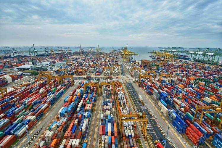 Port of Singapore Port of Singapore Sees Recovery in Container Traffic World