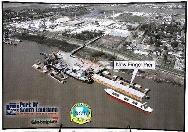 Port of South Louisiana Port of South Louisiana to sell bonds to finance new pier at