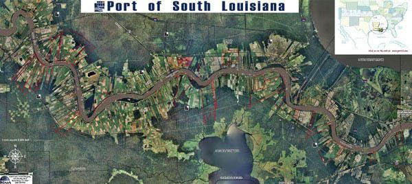 Port of South Louisiana The Canal Gets Bigger and US Ports are Ready Business