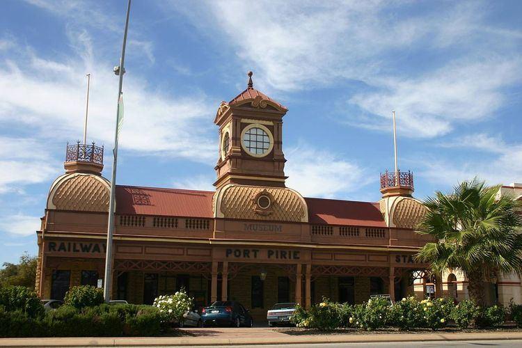 Port Pirie (Ellen Street) railway station