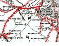 Port Reading Junction