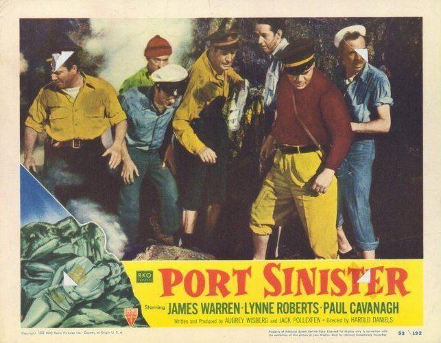 Port Sinister Port Sinister 1953