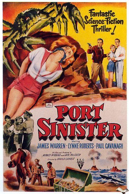 Port Sinister dfmp1606portsinister1953 Port Sinister 1953 Harold Daniels