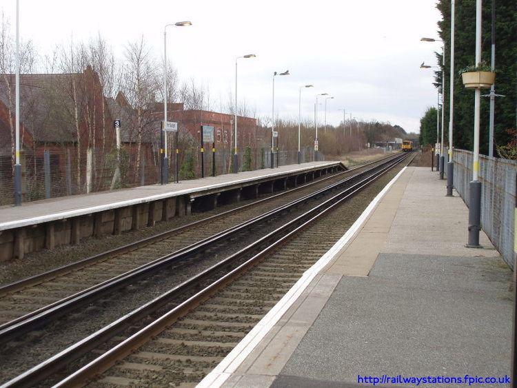 Port Sunlight railway station