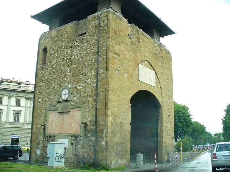 Porta alla Croce, Florence