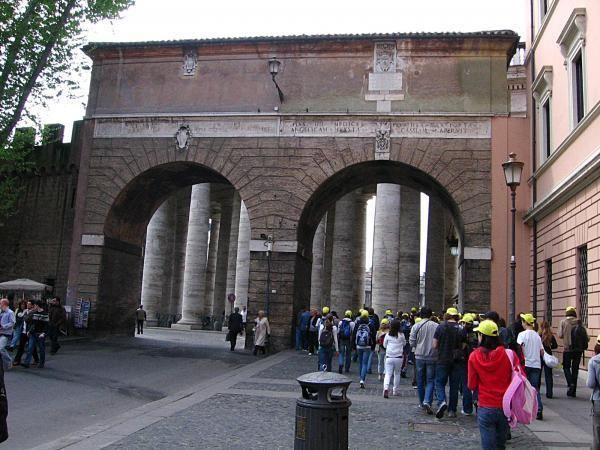 Porta Angelica Porta angelica Rome