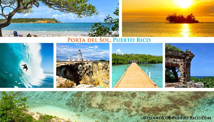 Porta del Sol Puerto Rico West Coast Hotels Attractions Beaches and more