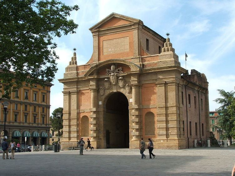 Porta Galliera, Bologna