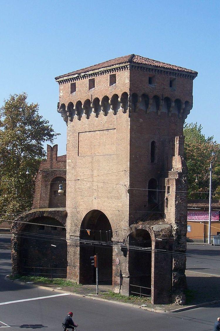 Porta San Felice, Bologna