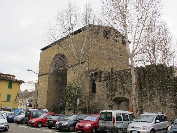 Porta San Frediano, Florence