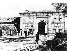 Porta San Giorgio, Verona httpsuploadwikimediaorgwikipediaitthumbe