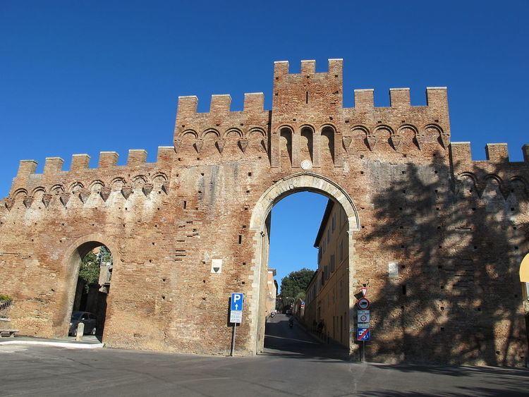 Porta Tufi, Siena