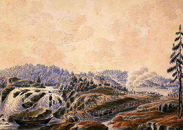 Portage La Loche Brigade