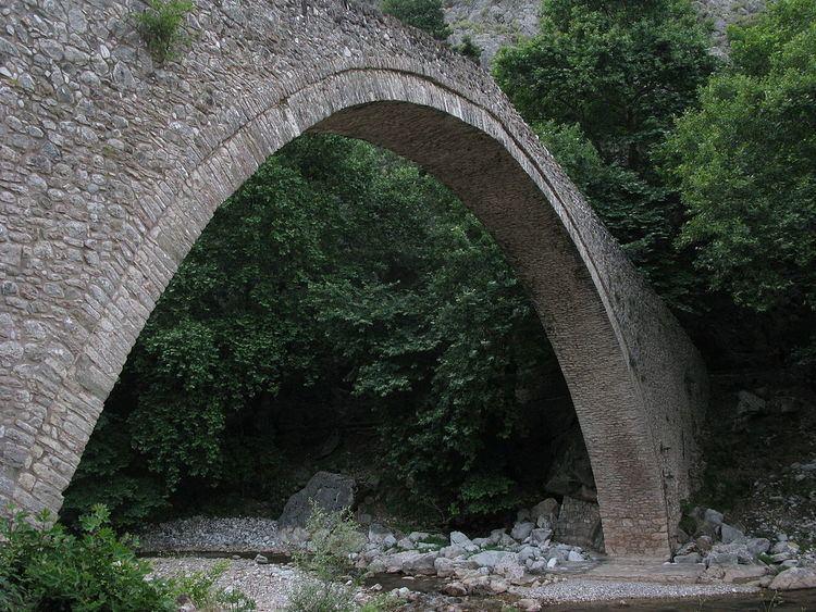 Portaikos Bridge