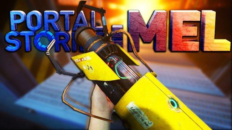 Portal Stories: Mel OLD SCHOOL COOL Portal Stories Mel 1 YouTube