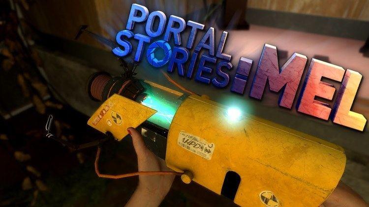 Portal Stories: Mel Portal Stories Mel TEST GONE WRONG YouTube