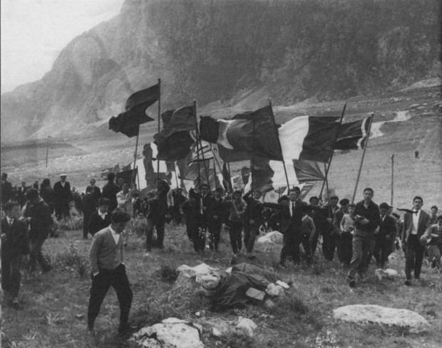 Portella della Ginestra massacre Foto Portella della ginestra una strage da ricordare 1 di 15