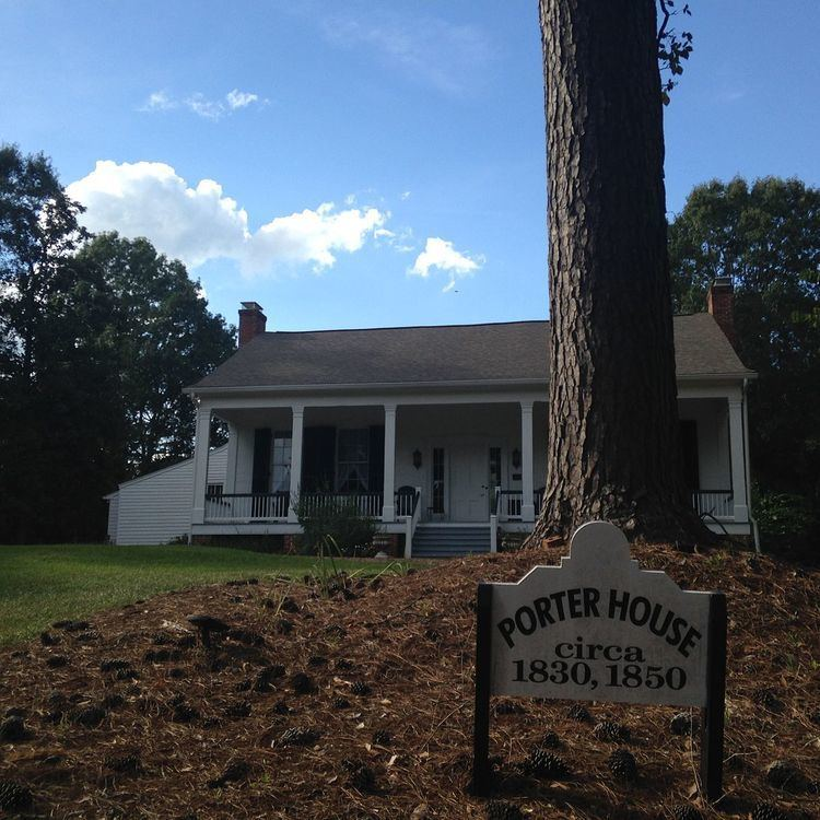 Porter House (Raymond, Mississippi)