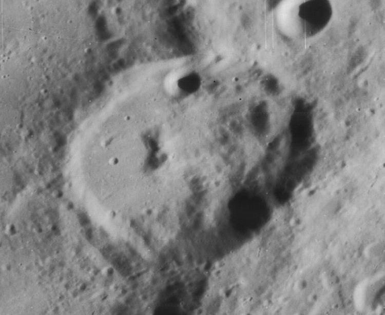Porter (lunar crater)