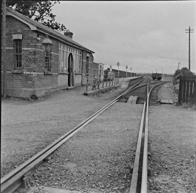 Porthall railway station