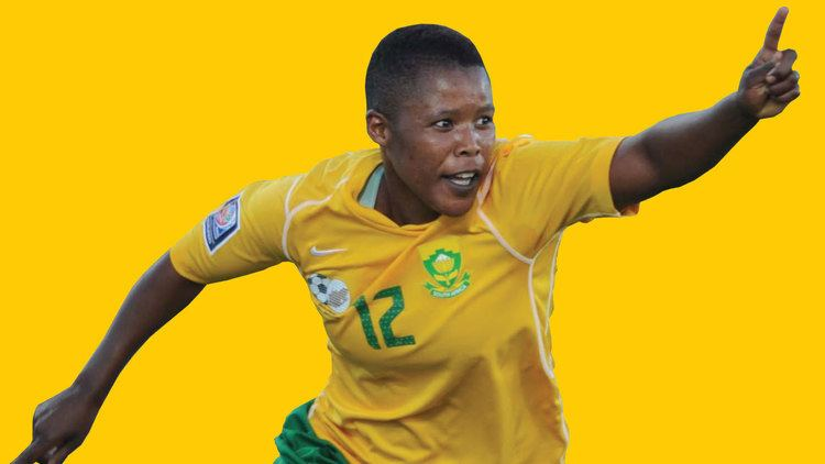 Portia Modise Portia Modise Is The Only African Footballer To Score Up To 100