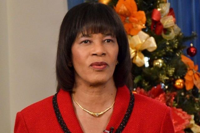 Portia Simpson-Miller Christmas Message 2013 by Prime Minister the Most Hon
