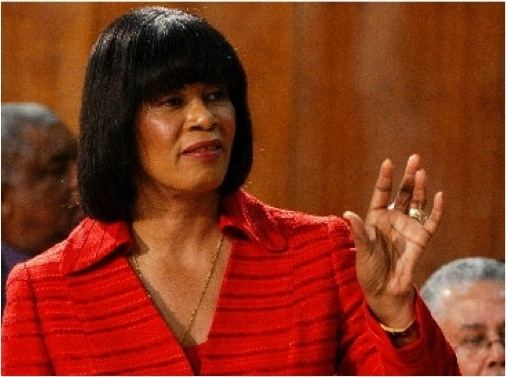Portia Simpson-Miller Portia Simpson Miller Sworn in as New Jamaican Prime Minister
