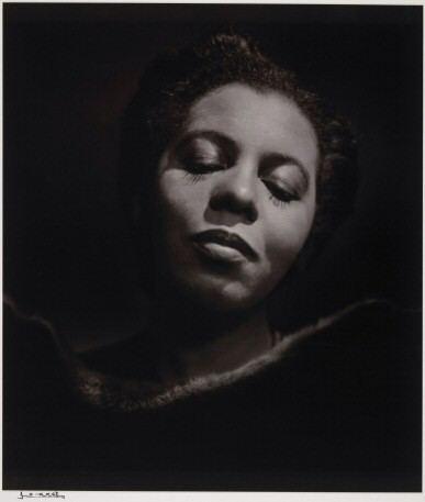 Portia White Portia White classical singer 1911 1968 Pennello Lane