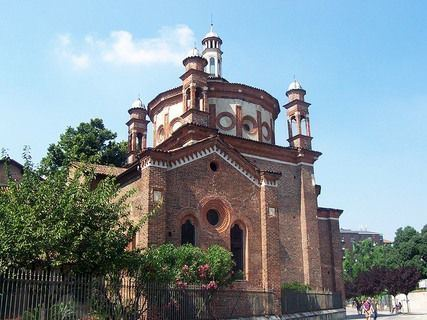Portinari Chapel Portinari Chapel in Milan Italy with Ratings amp Reviews mTrip