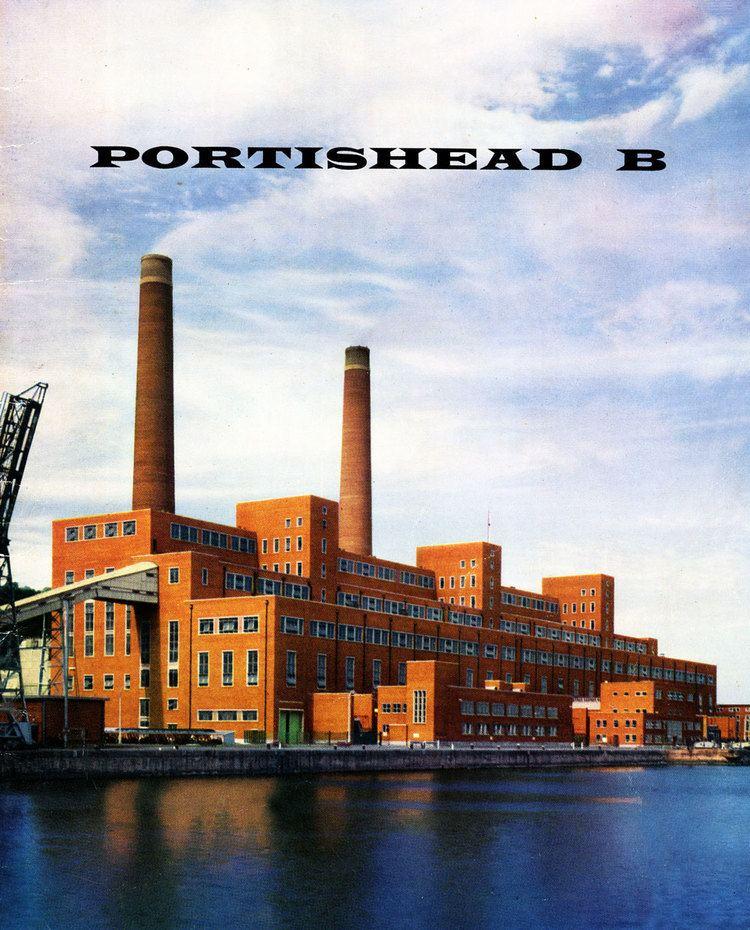 Portishead power station Power Stations Gordano Civic Society