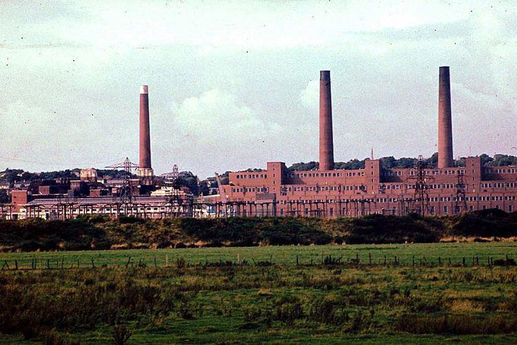 Portishead power station Portishead Power Station 1981 Portishead Power Station 1 Flickr