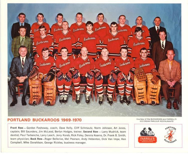Portland Buckaroos Portland Buckaroos Hockey Team Photos 1929 to 1974 Vintage Hockey