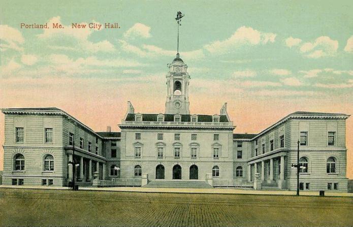 Portland City Hall (Maine)