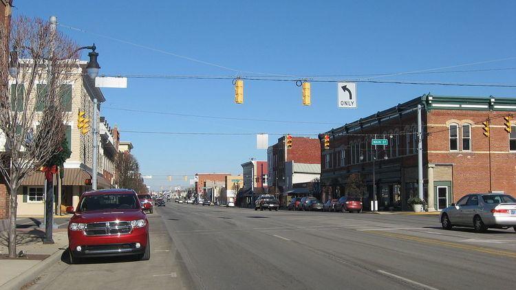Portland Commercial Historic District