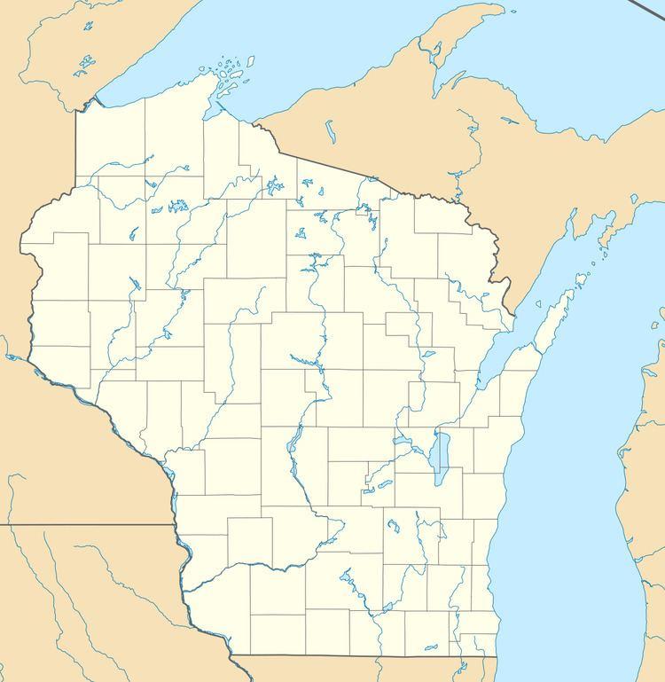 Portland (community), Monroe County, Wisconsin