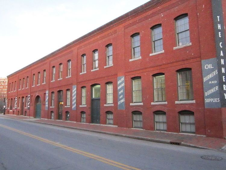 Portland Packing Company Factory