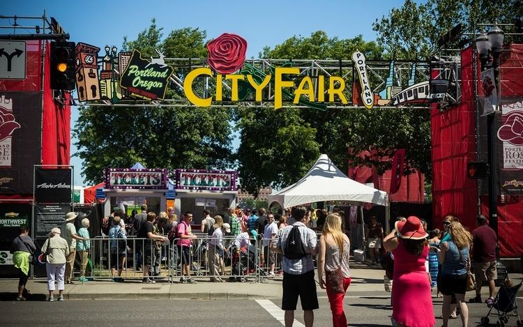 Portland Rose Festival Portland Rose Festival Kicks Off This Week Travel Leisure