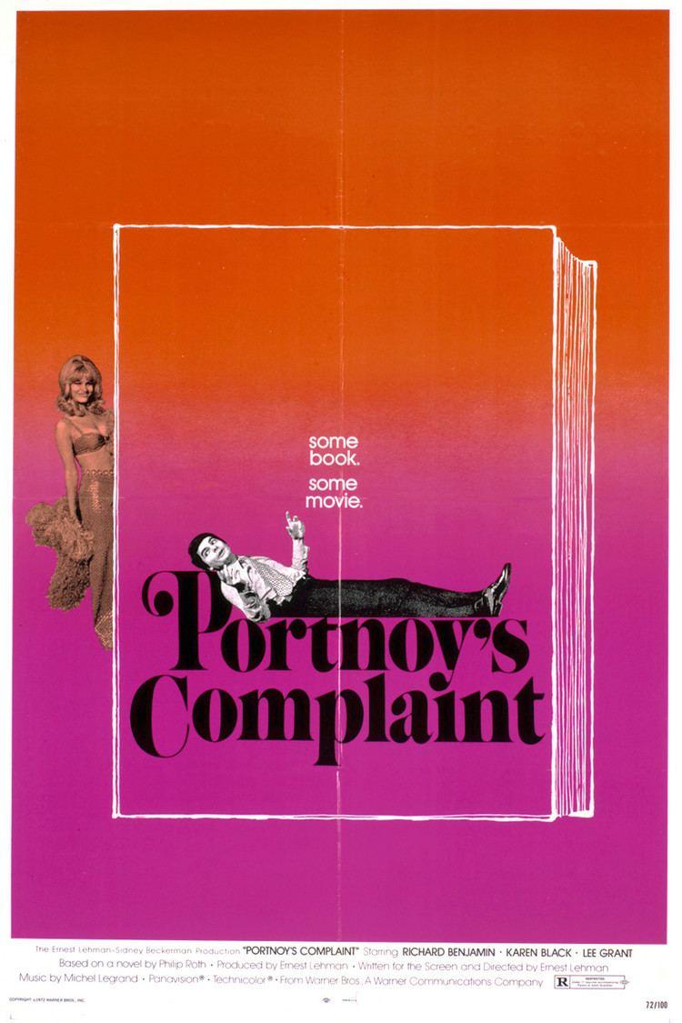 Portnoy's Complaint (film) wwwgstaticcomtvthumbmovieposters37753p37753