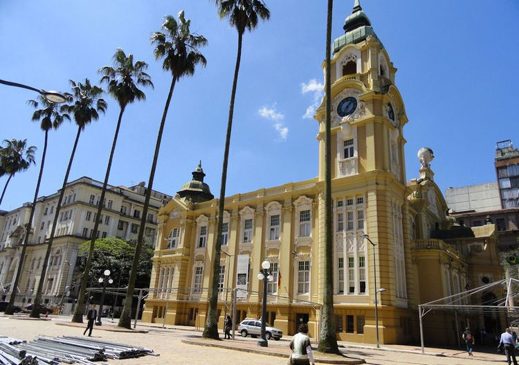 Porto Alegre in the past, History of Porto Alegre