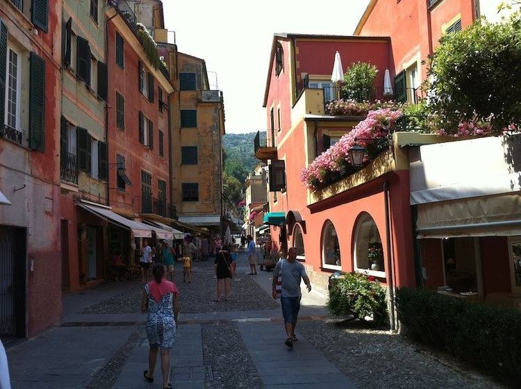 Portofino in the past, History of Portofino