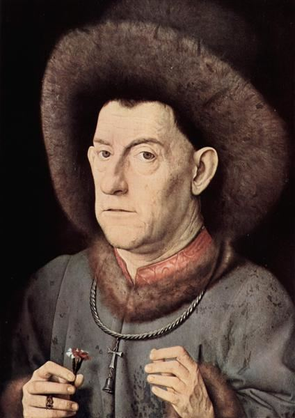 Portrait of a Man with Carnation httpsuploads7wikiartorgimagesjanvaneyckp