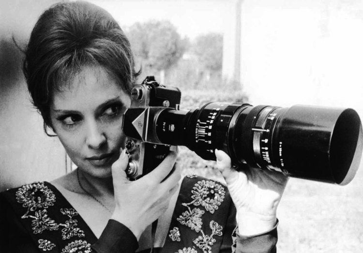 Portrait of Gina CINEPHILIA and FILMMAKING Portrait of Gina or Viva Italia is