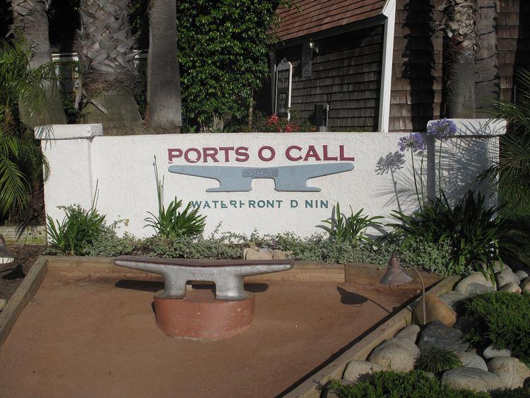 Ports O' Call Village