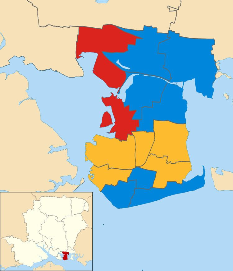 Portsmouth City Council election, 2006