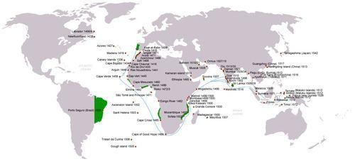 Portuguese Empire History of Portugal Wikipedia